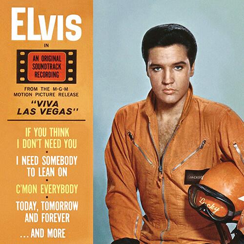 [수입] Elvis Presley - Viva Las Vegas [180g LP]