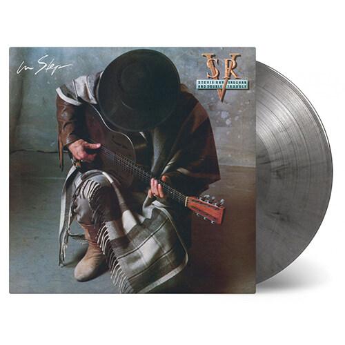 [수입] Stevie Ray Vaughan And Double Trouble - In Step [180g 실버&블랙 마블 LP]