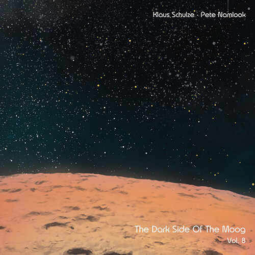 [수입] Klaus Schulze & Pete Namlook - The Dark Side of the Moog Vol. 8 [180g 2LP]