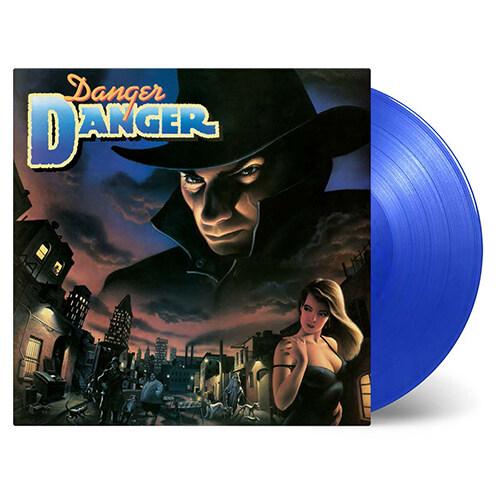 [수입] Danger Danger - Danger Danger [180g 투명블루 LP]