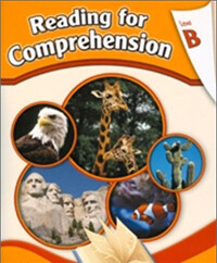 Reading for Comprehension Student Workbook Level B (Paperback)