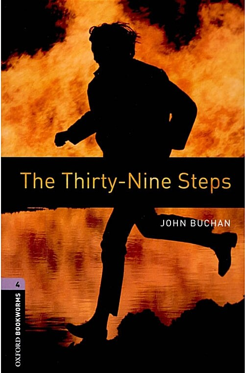 Oxford Bookworms Library: Level 4:: The Thirty-Nine Steps (Paperback)