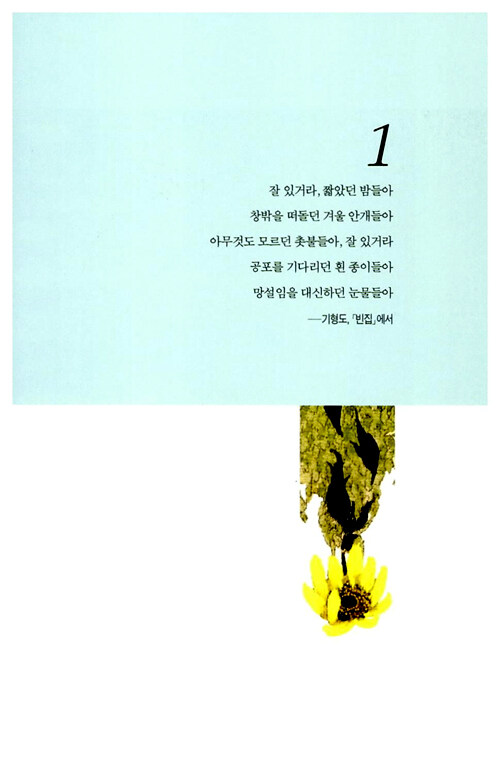 (시인들이 좋아하는) 한국 애송 명시