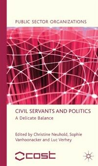Civil servants and politics : a delicate balance