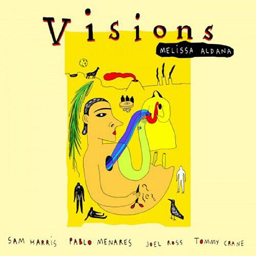 [수입] Melissa Aldana - Visions