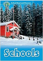 Oxford Read and Discover: Level 1: Schools (Paperback)