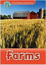 Oxford Read and Discover: Level 2: Farms (Paperback)