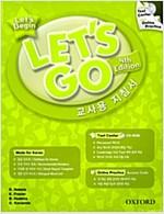 Lets Go Fourth Edition 0 Teachers Book (Korean) (Package)