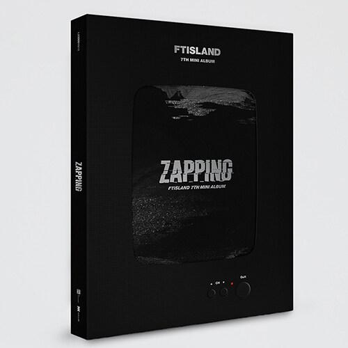 FT아일랜드 - 미니 7집 ZAPPING