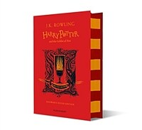 Harry Potter and the Goblet of Fire - Gryffindor Edition (Hardcover)