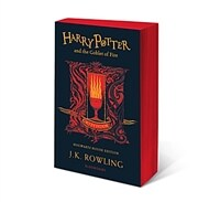 Harry Potter and the Goblet of Fire - Gryffindor Edition (Paperback)