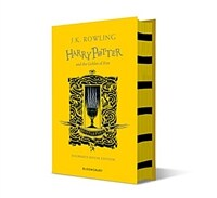 Harry Potter and the Goblet of Fire - Hufflepuff Edition (Hardcover)