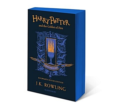 Harry Potter and the Goblet of Fire - Ravenclaw Edition (Paperback)