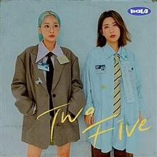 볼빨간사춘기 - 미니앨범 Two Five