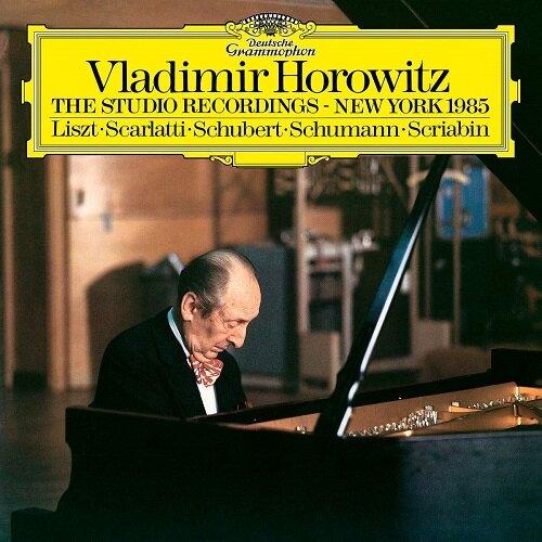 [수입] 호로비츠 - 스튜디오 레코딩 (뉴욕 1985) [180g LP]