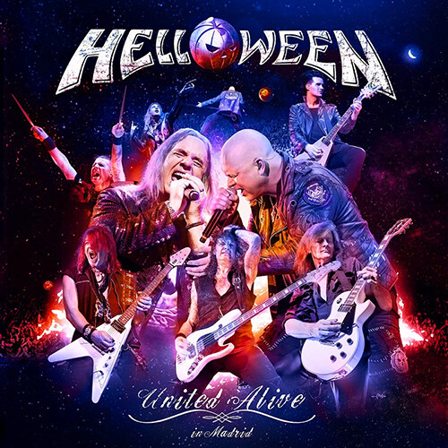 Helloween - United Alive In Madrid [3CD]