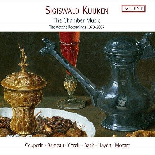 [수입] 지히스발트 카위컨의 실내악 녹음 선집 [20CD]