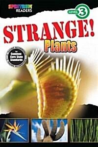 Strange! Plants (Paperback)