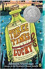 Three Times Lucky (Paperback, Reprint)