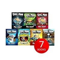 [세트] Dog Man #1~7 세트 (Hardcover 7권)