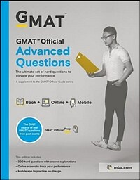 GMAT Official Advanced Questions (Paperback, 1st)