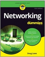 Networking for Dummies (Paperback, 12)
