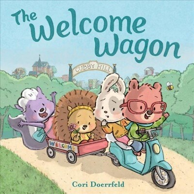 The Welcome Wagon (Hardcover)
