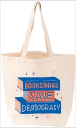 Bookstores Save Democracy Tote (Other)