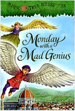 Monday with a Mad Genius (Hardcover + CD 1장)