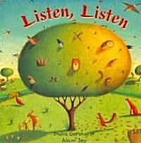 Listen, Listen (Board Book)
