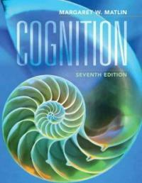 Cognition 7th ed