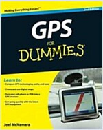 GPS For Dummies (Paperback, 2nd Edition)