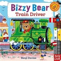 Bizzy Bear: Train Driver (Board Book)