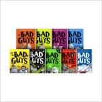 The Bad Guys 1~9권 세트 (Paperback 9권)