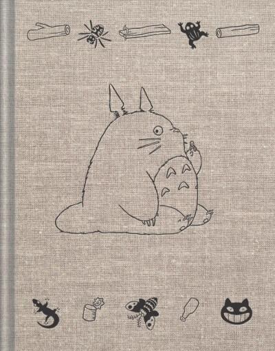 My Neighbor Totoro Sketchbook (Sketchbook)