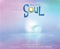 Art of Soul 디즈니 픽사 '소울' 공식 컨셉 아트북 (Hardcover)