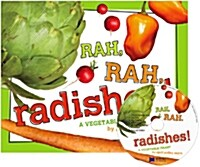 노부영 Rah, Rah, Radishes! (Hardcover 원서 & CD) (Hardcover + CD)