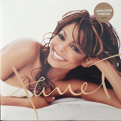 [수입] Janet Jackson - All For You [Gatefold 2LP] [Picture Disc] [Limited Edition]