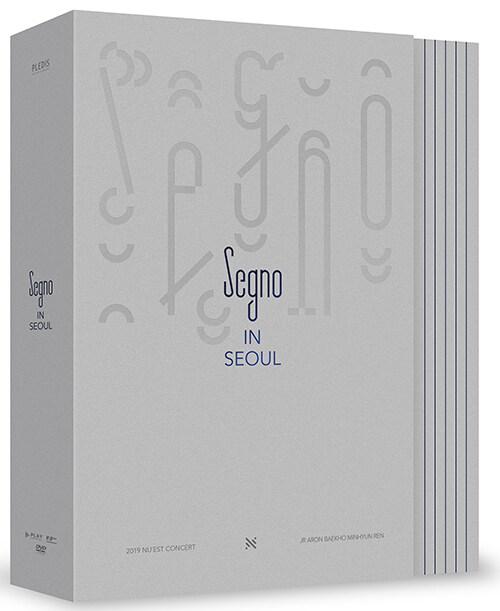 뉴이스트 - 2019 NUEST CONCERT <Segno> IN SEOUL DVD (2disc)