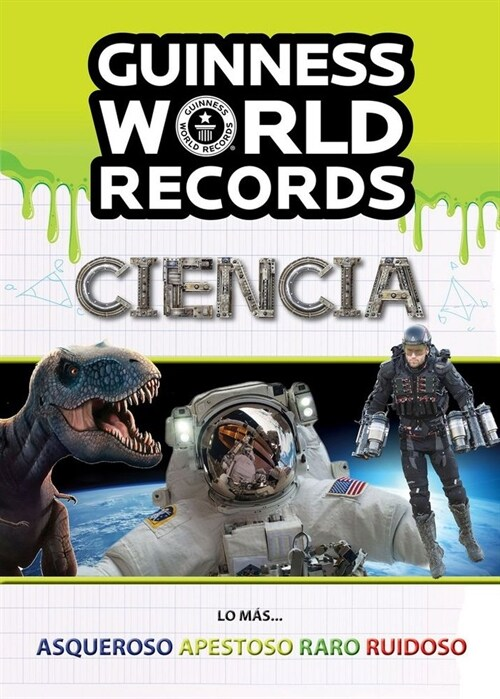 GUINNESS WORLD RECORDS CIENCIA (Paperback)