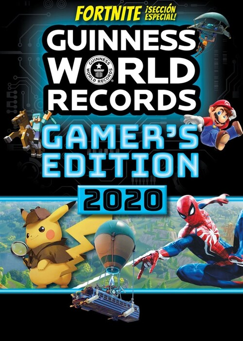GUINNESS WORLD RECORDS 2020. GAMER S EDITION (Paperback)