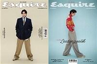 에스콰이어 Esquire 2019.10 (표지 2종 중 랜덤)