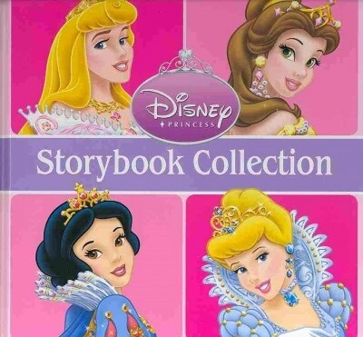 [중고] DISNEY PRINCESS STORY COLLECTION. INGLES (Book)