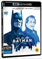 [4K 블루레이] 배트맨 (2disc: 4K UHD + 2D)