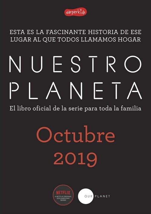 NUESTRO PLANETA (Paperback)