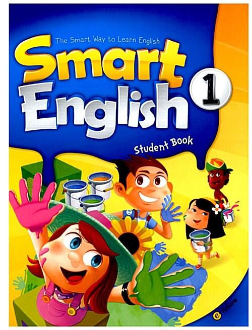 Smart English 1 : Student Book (Paperback + CD 2장)