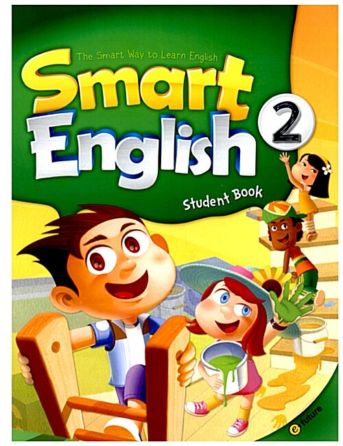 Smart English 2 : Student Book (Paperback + CD 2장)