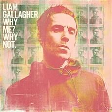 [수입] Liam Gallagher - Why Me? Why Not. [Deluxe Edition]