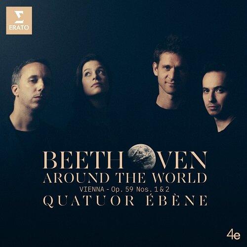 [수입] 베토벤 : 현악사중주 Op.59 No.1, 2 라주모프스키 (디지팩)