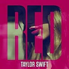 [수입] Taylor Swift - Red [2CD 디럭스 에디션]